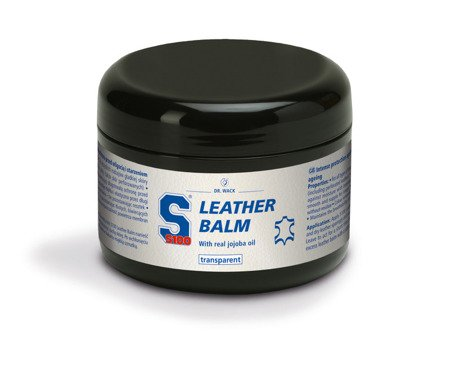 Balsam do skóry LEATHER BALM S100 250ml