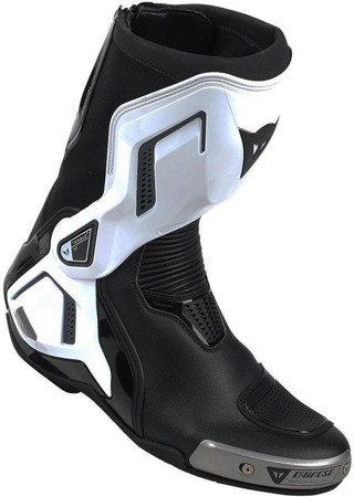 Buty DAINESE TORQUE D1 OUT czarno-biało-antracytowe