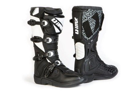 Buty IMX X-TWO BLACK/WHITE