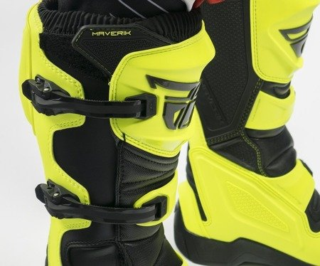 Buty cross/enduro Maverik 2019 FLY RACING Fluo