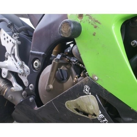 Crash pad Womet-tech KAWASAKI ZX-10R 2004-2005