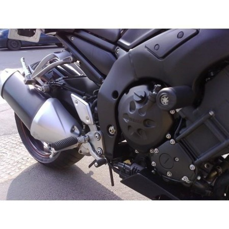 Crash pad Womet-tech YAMAHA FZ1 N 2006-
