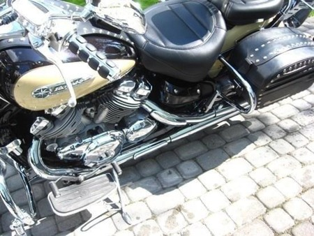 Gmole tylne RS YAMAHA XVZ 1300A Royal Star