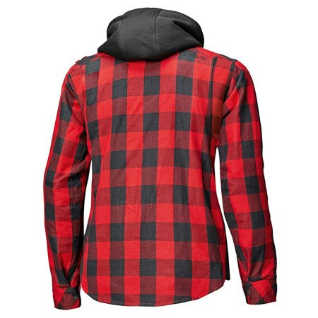 KOSZULA HELD LUMBERJACK II BLACK/RED