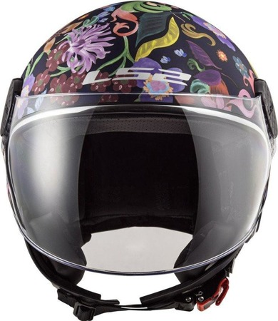 Kask otwarty LS2 OF558 SPHERE LUX BLOOM