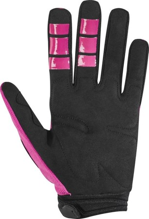 RĘKAWICE FOX JUNIOR DIRTPAW PRIX PINK