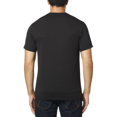 T-SHIRT FOX STUDIO TECH BLACK