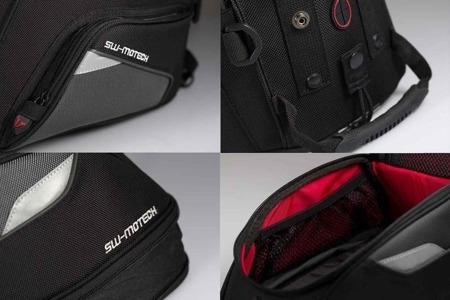 TANK BAG EVO TRIAL 15-22L BLACK/GREY SW-MOTECH