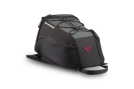 TORBA TYLNA SLIPSTREAM, BAGS-CONNECTION, BLACK/GREY, 13 L SW-MOTECH
