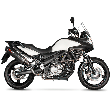 V-Strom 650 2012+ SERKET PARALLEL CARBON RSI114CEO