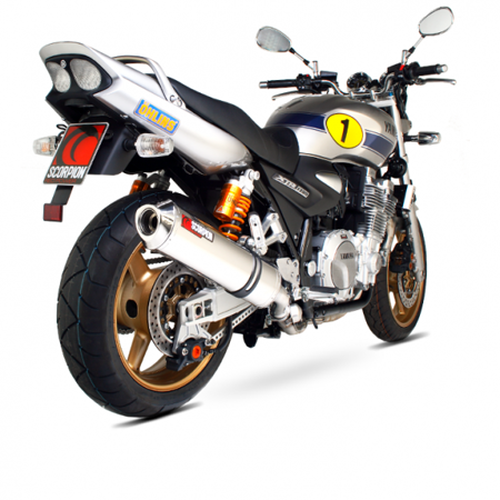 XJR 1300 2007+ FACTORY OVAL CARBON EYA80CEO